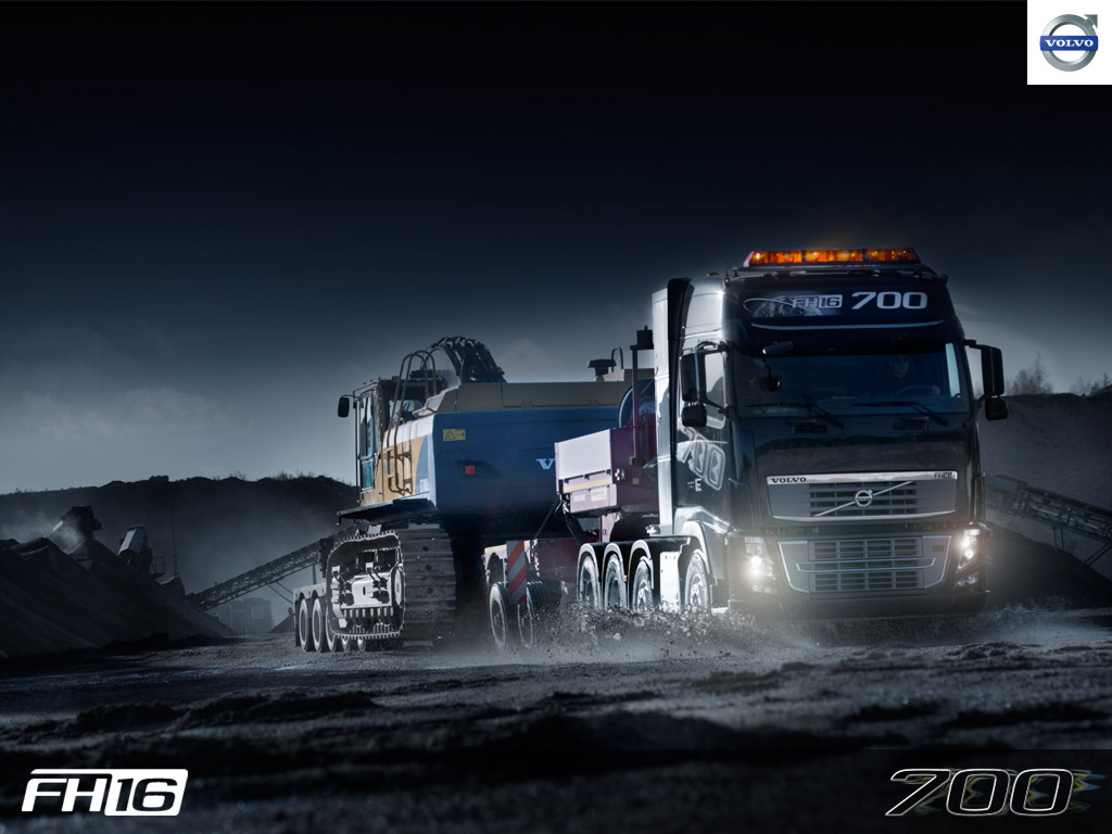 Volvo Trucks Wallpapers 2016